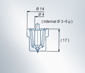 DN-PDN type fuel injector nozzle