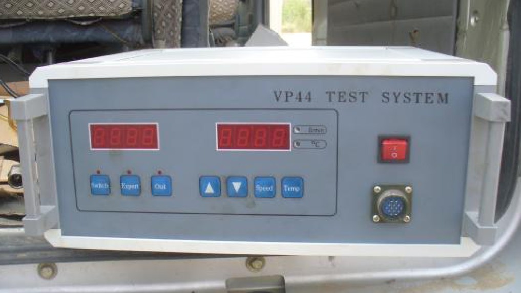 Bosch VP44 high pressure common rail injection pump tester