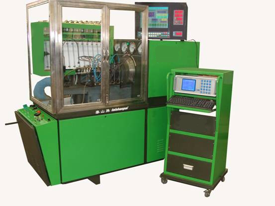 TSCR-1000 high pressure common rail fuel injection pump test bench